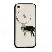iPhone 7 Plus Case, Txibi Creative Animal Soft Design Flexible TPU Slim Phone Protect Case Cover for iPhone 7 Plus 14cm