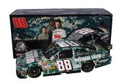 AUTOGRAPHED 2008 Dale Earnhardt Jr. #88 National Guard Racing DIGITAL CAMO PAINT SCHEME (Hendrick Motorsports) Signed Action 1/24 NASCAR Diecast Car with COA