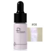 SMYTShop Face Glow Liquid Highlighter Waterproof Contour Make Up Glitter Brighten Shimmer Highlighters Makeup 12 Colours Available