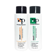 Moisture Shampoo and Conditioner Sulphate and Salt Free 470ml for Keratin Treated Hair by Smart Protection