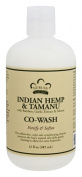 Nubian Heritage Conditioner - Co-Wash - Indian Hemp and Tamanu - 350ml
