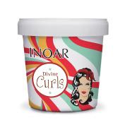 Divine Curls Hair Mask Hair Care treatment (450g) - Inoar