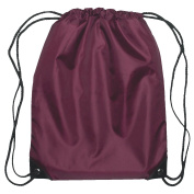 Elite Group 1559571 36cm x 46cm . Sports Pack Polyester & Leather - Maroon