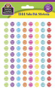 Teacher Created Resources 1535834 Teacher Created Resources Valu-Pack Mini Stickers Chevron