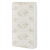 Dream On Me 2-In-1 Breathable Two-Sided, Portable Crib Foam Mattress