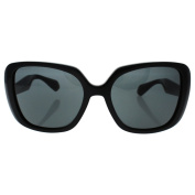 Miu Miu W-SG-3798 MU 02N 1AB-1A1 - Black & Grey Sunglasses for Womens - 59 x 18 x 135 mm