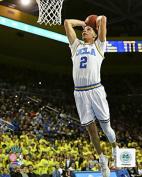 Lonzo Ball UCLA Bruins Action Photo (Size