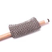 HUELE 1pcs Billiard/pool/snooker Towel Cloth Cue Shaft Slicker Burnisher Cue Shaft Cleaner Polisher