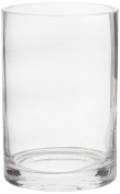 CYS Glass Cylinder Vase. H-15cm , Open D-10cm
