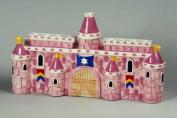 Ceramic Royal Castle Menorah Colour