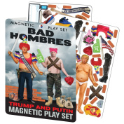 Bad Hombres - Trump and Putin Magnetic Dress Up Play Set