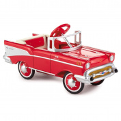 Hallmark Kiddie Cars QEP2169 Limited Edition Red 1957 Chevy Bel Air