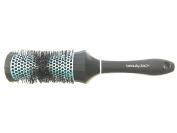 Medium Concave Ceramic Round Brush, Body and Volume Brush for Medium to Long Hair
