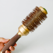 Hair Brush with boar bristle Nano Thermal Ceramic Ionic Tech | detangling hair | Protect Hair, Enhance Texture, For Curling, Styling & Drying hair brushes for women blow drying for women