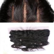 Esth Hair 3 Part 13x 4 Boby Wavy Lace Frontal Brazilian Remy Humnan Hair