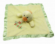 Naovio Baby Kid Soft Plush Teething Cloths Set Cute Animal Teething Security Blanket Toy for Boys and Girls