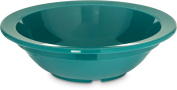 Carlisle PCD30515 Long-Life Polycarbonate Rimmed Fruit Bowl, 150ml, Teal