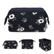 MLMSY Makeup Bag Travel Cosmetic Bags Brush Pouch Toiletry Wash Bag Multifunctional Portable Storage Bag Fashion Cube Purse Pouch for Women Girls