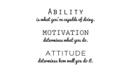 Inspirational Attitude Vinyl Wall Decal Quotes Wall Stickers Inspirational Decals Home Decor Decals
