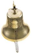 25cm Brass US Navy Ship Bell - Nautical Replica