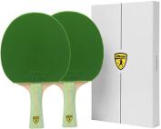 Killerspin Jet200 Lime Table Tennis