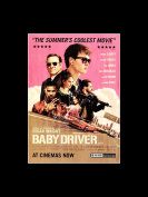 Baby Driver - By Edgar Wright Mini Poster - 40.5x30.5cm