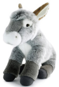 Darlene the Donkey | 38cm Stuffed Animal Plush | By Tiger Tale Toys