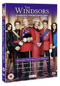 The Windsors: Series 1 - 2 [Region 4]