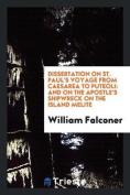 Dissertation on St. Paul's Voyage from Caesarea to Puteoli