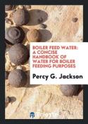 Boiler Feed Water