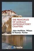 The Principles of Morals