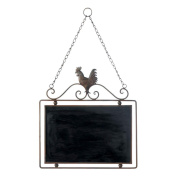Rooster Message Board Wall Decor