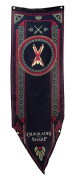 Game of Thrones House Bolton Tournament Banner - 48cm by 150cm
