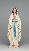 Our Lady of Lourdes Saint Virgin Mary Statue Figure 15cm