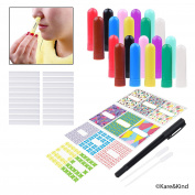 Kare & Kind Nasal Inhaler Tubes - Kit contains