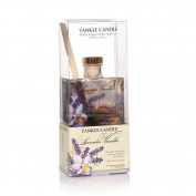 Yankee Candle Signature Oil Reed Diffuser 90ml - Lavender Vanilla