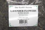 Lavender Flowers - 0.5kg- Super Grade - Our Earth's Secrets