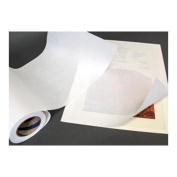 Archival Methods Archival Thin White Paper, 45gsm, 22cm x 28cm , 100 Sheets