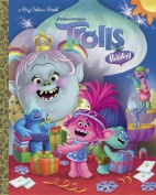 Trolls Holiday Big Golden Book