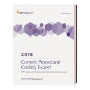 Current Procedural Coding Professional 2018