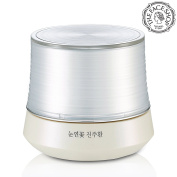 The Face Shop Yehwadam Snow Lotus Brightening Pearl Capsule Cream, Traditional Korean Herbs And Flowers For Anti-Ageing Treatment