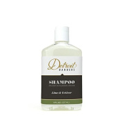 Detroit Barbers Shampoo - Lime & Vetiver