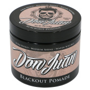 Don Juan Blackout Pomade Strong Hold 120ml