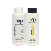 Kerabotos & Clarifying Shampoo 120ml - 2 in 1 Treatment – Keratin + Botosmart by Smart Protection