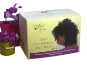 Deep Conditioning Hair Mask, Hair Repair, Dry, Damaged or Normal Hair. Grade A Shea Butter, Organic Oils, Pro-Vitamin B5.
