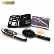 Light Hair Growth Therapy Comb with Travel Grooming Kit by One & Only USA