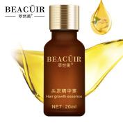 BEACUIR Hair Growth Essence Hair Loss Treatment ginger Sunburst raise dense 20ml