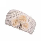 KaiCran Women Knitting Headband Handmade