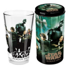 ROGUE ONE GLASS IN TIN