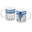 Star Wars R2D2 Coffee Mug
